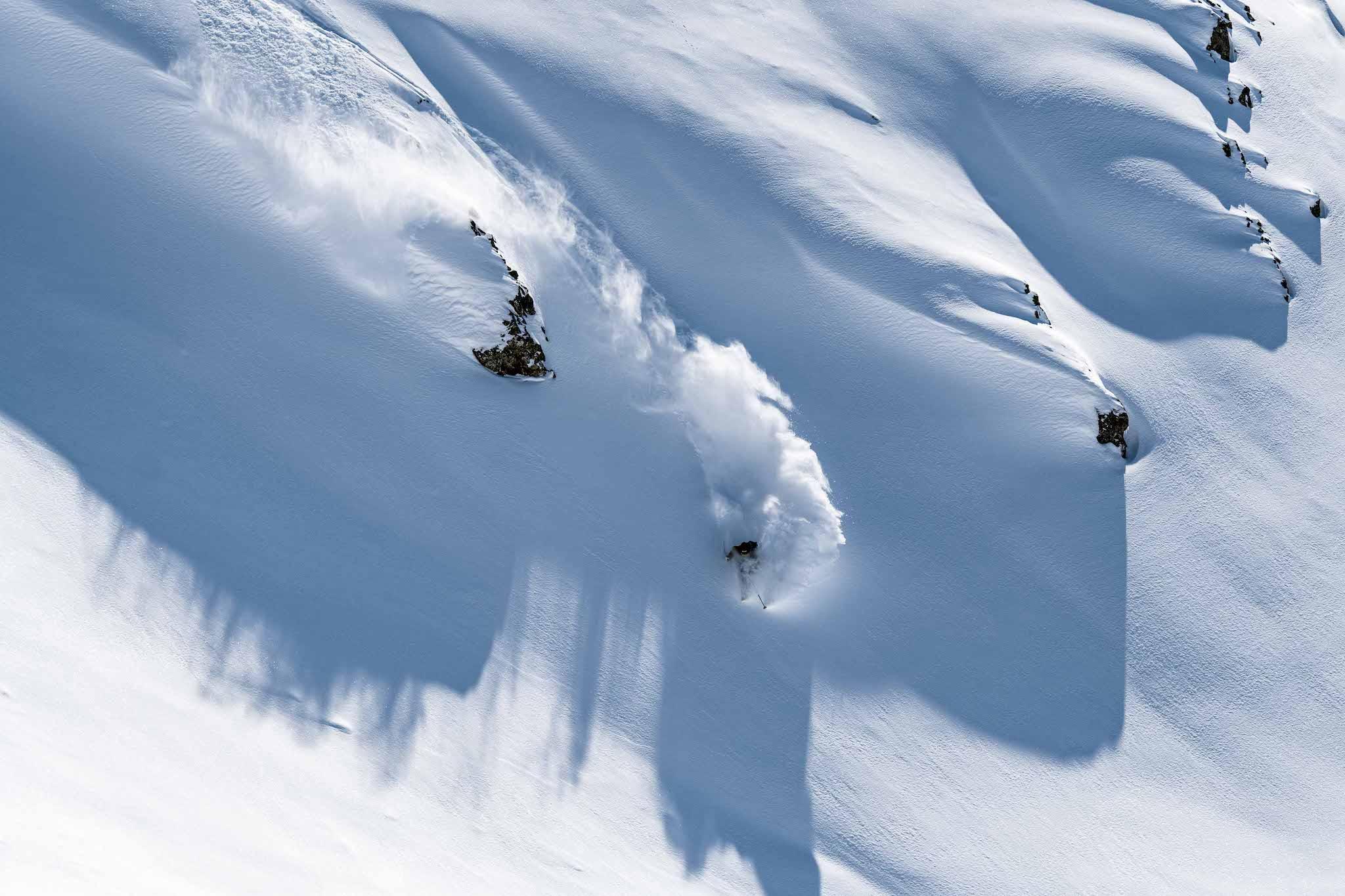 Välgörenhetsauktion till förmån för Skiers Left