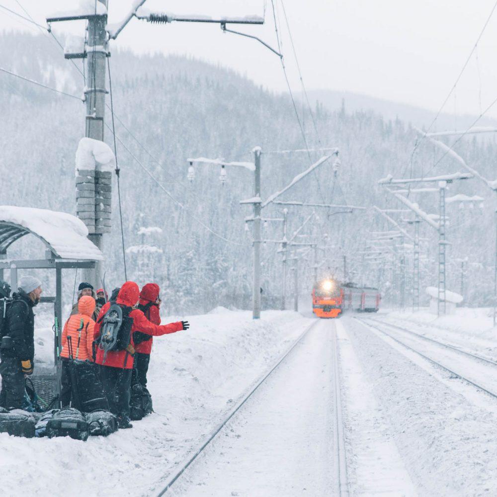 12 000 km — Trans-Siberian to Japan
