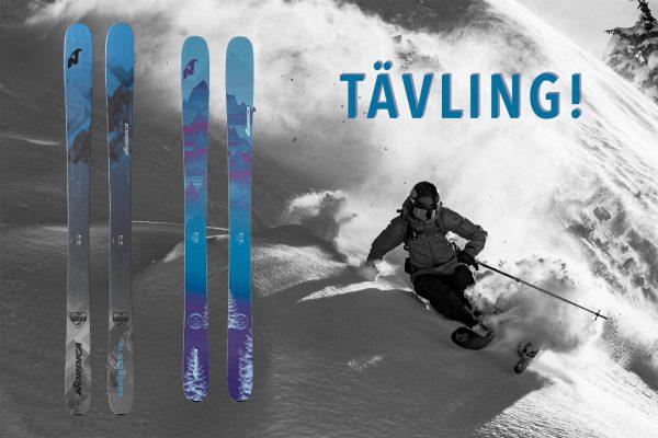 Vinn ett par skidor från Nordica!