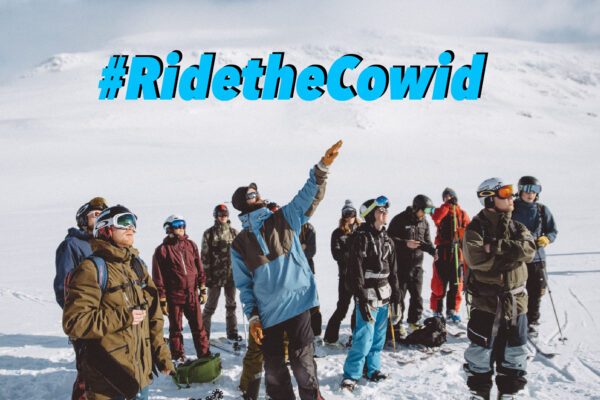 Untracked + Ride the Cow = Filmtävling!